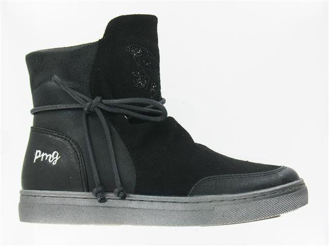 508c8d53c237f Primigi Dievčenské zimné topánky - čierne značky Primigi - Lovely.sk