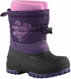 Lassie Dievčenské zimné topánky Lassietec® - fialové značky Lassie ... b15aeef9243