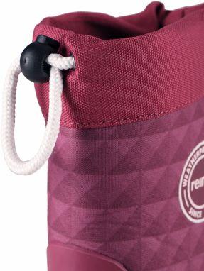 28bf0a166a Reima Dievčenské čižmy Loitsu - ružové značky Reima - Lovely.sk