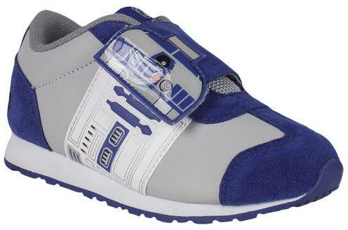 db0d7b4541fa Disney Brand Chlapčenské botasky Star Wars - šedo-modré značky Disney Brand  - Lovely.sk