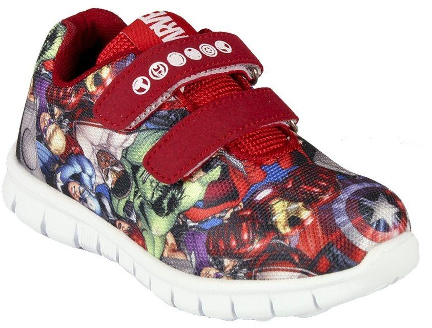 Disney Brand Chlapčenské tenisky Avengers - farebné značky Disney Brand -  Lovely.sk 1c9a512bb24