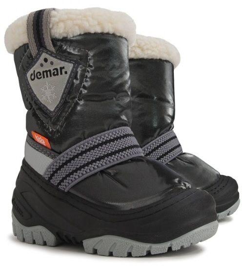 Demar Detské snehule Toby C - čierne značky Demar - Lovely.sk 03ef9b29596