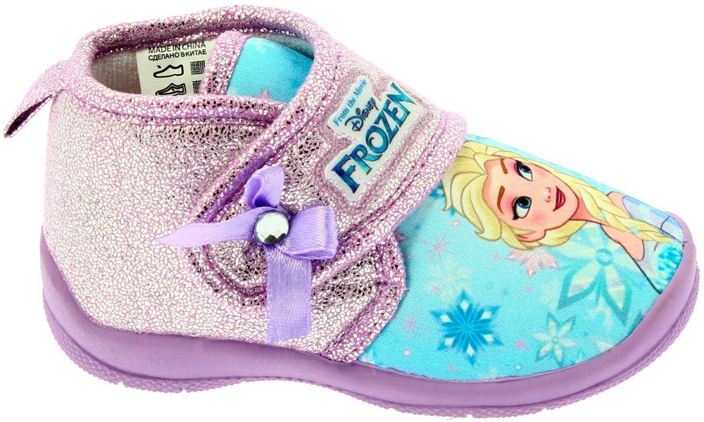 Disney by Arnetta Dievčenské papučky Frozen - fialové značky Disney by  Arnetta - Lovely.sk 095760acb7e