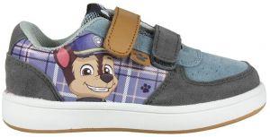 Disney Brand Chlapčenské plátené tenisky Mickey Mouse - šedé značky ... 771af6837fa