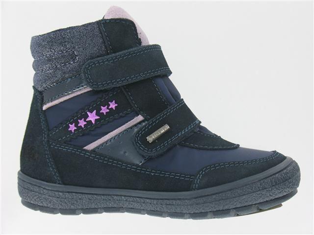 fc66a54ceb9d6 Primigi Chlapčenské zimné topánky - modré značky Primigi - Lovely.sk