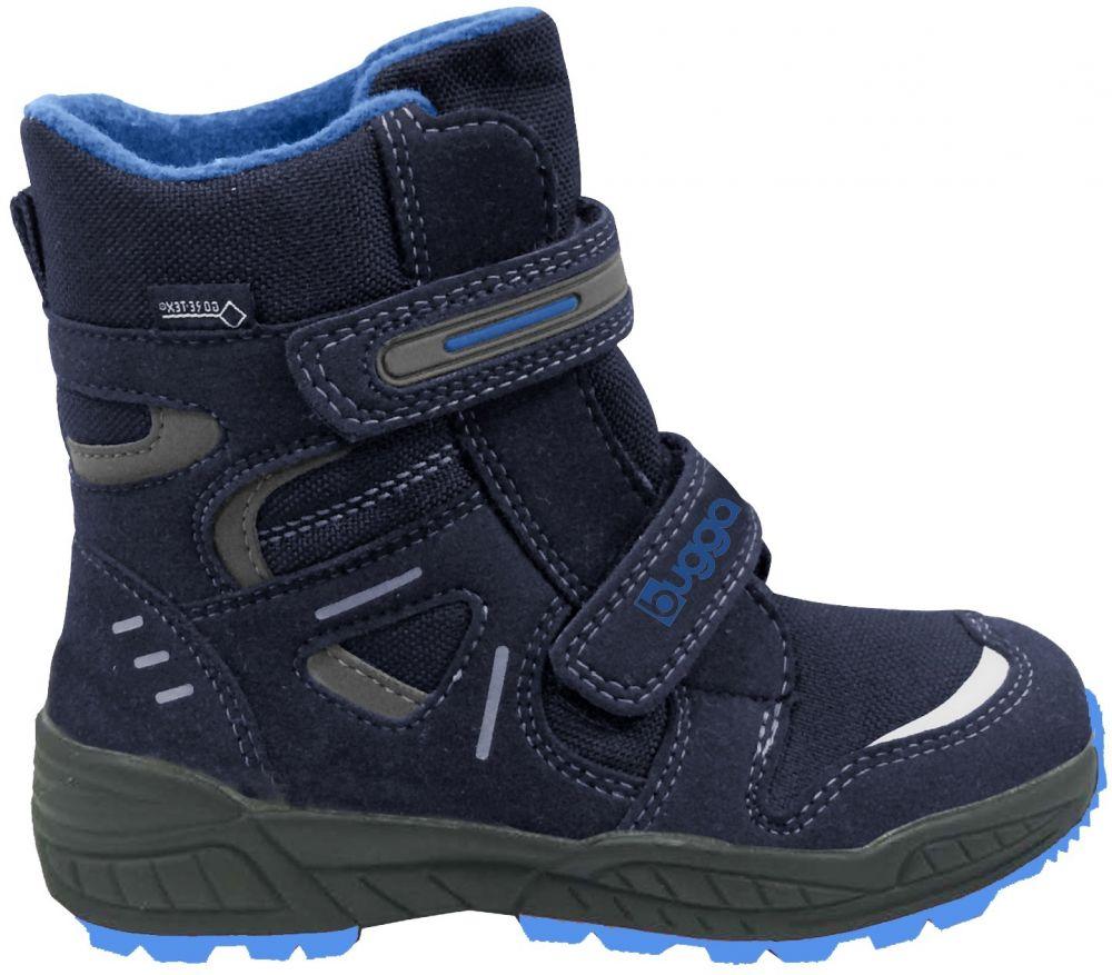 7cfa9ae1d8 Bugga Chlapčenské zimné topánky - modré značky Bugga - Lovely.sk