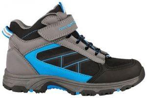ALPINE PRO Detská outdoorová obuv Tyroll - červeno-šedé značky ... 51c74411c92