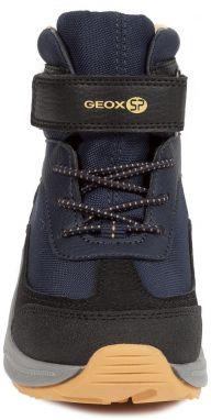 daacd9eb515 Geox Chlapčenské zimné topánky New Alaska - modré značky Geox ...