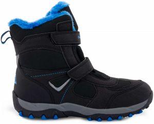 ALPINE PRO Chlapčenské zimné topánky WANO - čierno-modré 1f83a0c005a