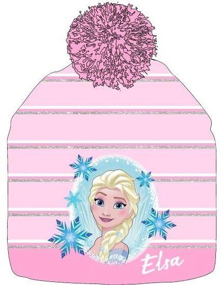 c8d85e0aa E plus M Dievčenská čiapka Frozen - ružová značky E plus M - Lovely.sk