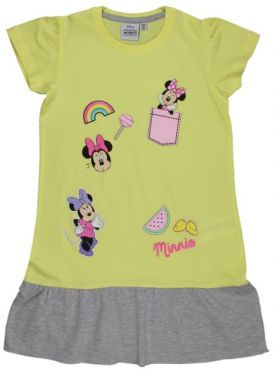 7b88e50d5732 E plus M Divs šaty Minnie - bielo-ružové značky E plus M - Lovely.sk