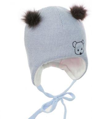 b3fd78733 Pupill Chlapčenský klobúčik Star - modrý značky Pupill - Lovely.sk