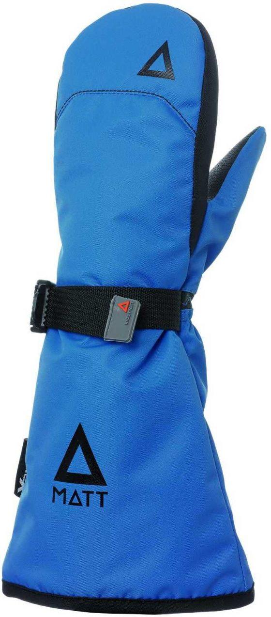 Matt Chlapčenské lyžiarske rukavice 3213 - modré značky Matt - Lovely.sk 4d1ed756ba0