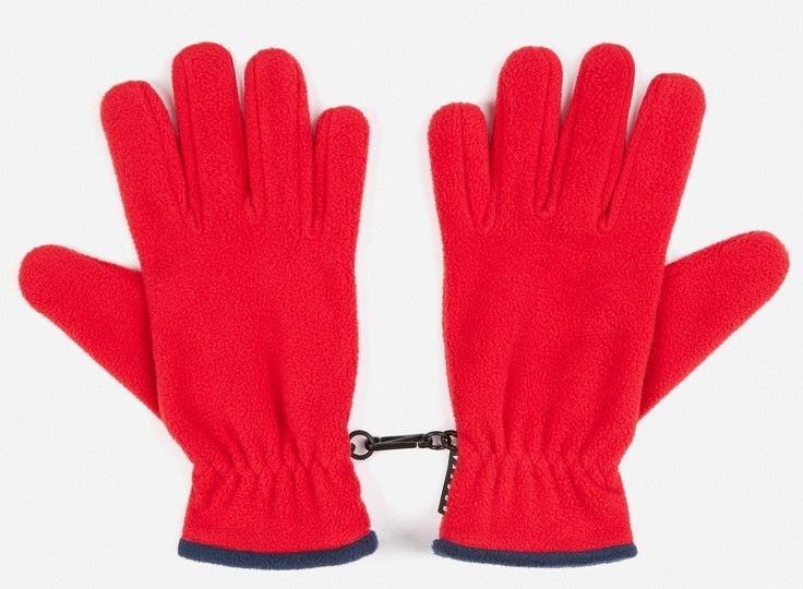 Brekka Detské fleecové rukavice - červené značky Brekka - Lovely.sk f72391f268c
