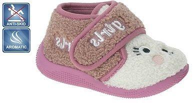 cb6c41a04 Beppi Dievčenské papučky - ružové značky Beppi - Lovely.sk