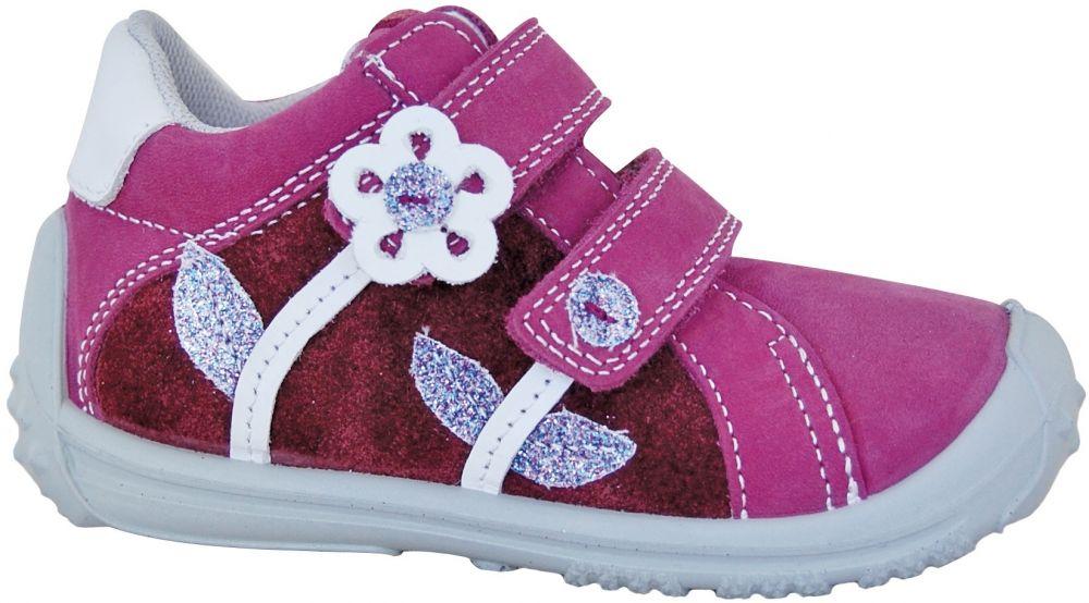 97e273427 Protetika Dievčenské členkové topánky Samanta - fialové značky Protetika -  Lovely.sk