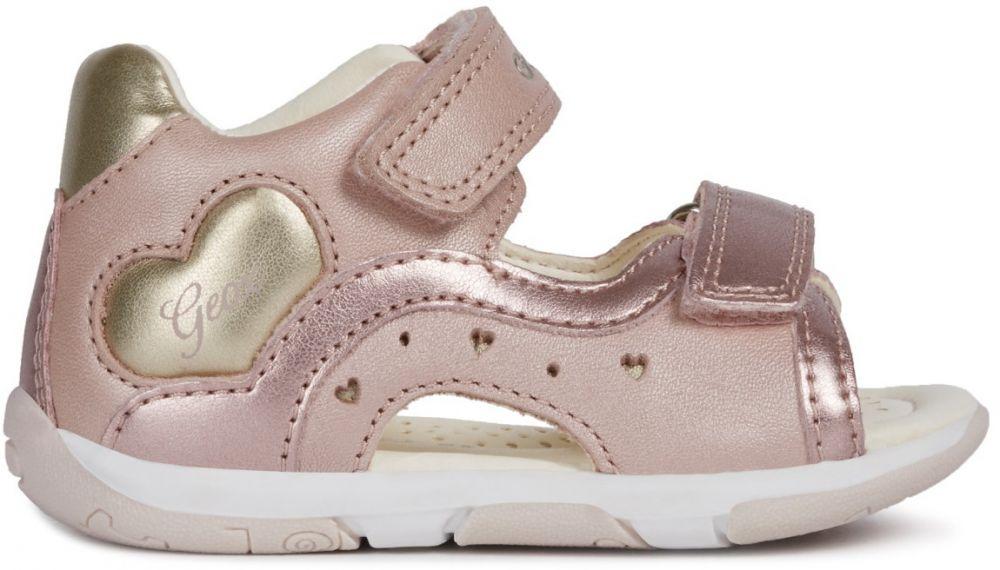 7539ad7d3642 Geox Dievčenské sandále Tapuz - ružové značky Geox - Lovely.sk