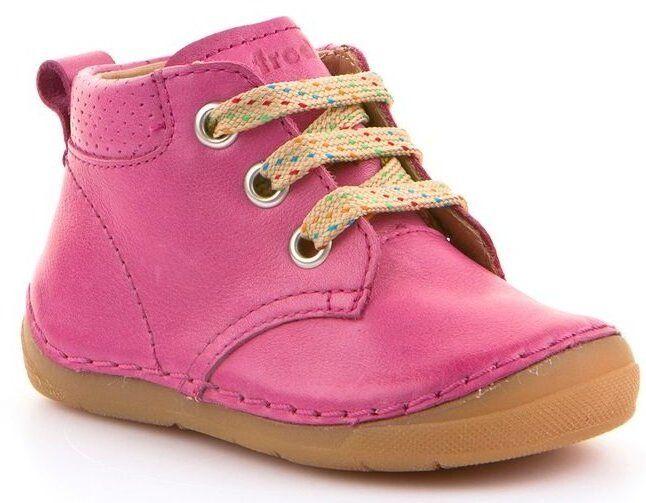5b2088e3221b Froddo Dievčenské členkové topánky - ružové značky Froddo - Lovely.sk