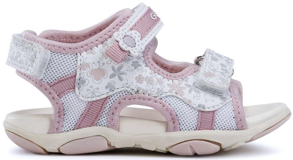 Geox Dievčenské sandále Agasim - ružové značky Geox - Lovely.sk 5c82daccb7