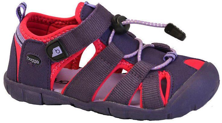 598d6ec50d Bugga Dievčenské sandále - fialovo-ružové značky Bugga - Lovely.sk