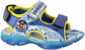 Disney by Arnetta Chlapčenské sandále Paw Patrol - modré 2fe6fdb2ea