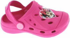 da0686ab65ab Disney by Arnetta Dievčenské gumové sandále Máša a Medveď - svetlo ...