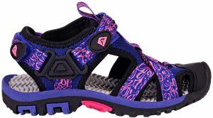ALPINE PRO Dievčenské zimné topánky Hayley - fialové značky Alpine ... 2f94a80f8cf