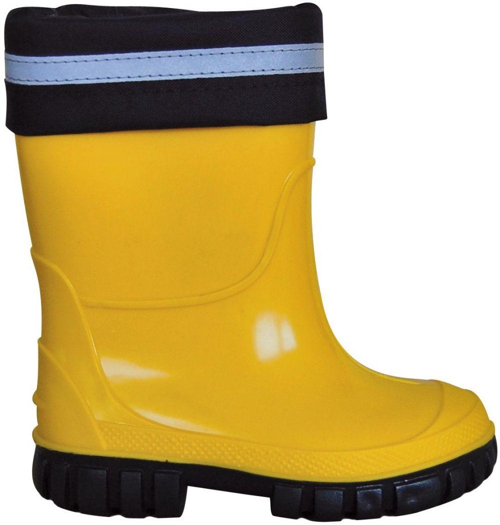 60f5ecbd4d21b Protetika Detské zateplené čižmy - žlté značky Protetika - Lovely.sk
