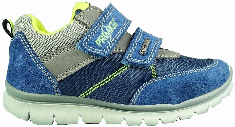 Primigi Chlapčenské tenisky s membránou GORE-TEX - modré značky Primigi -  Lovely.sk 1b6f74283d