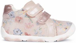 091dcb5c2c4f Geox Dievčenské remienkové sandále Karly - ružové značky Geox ...