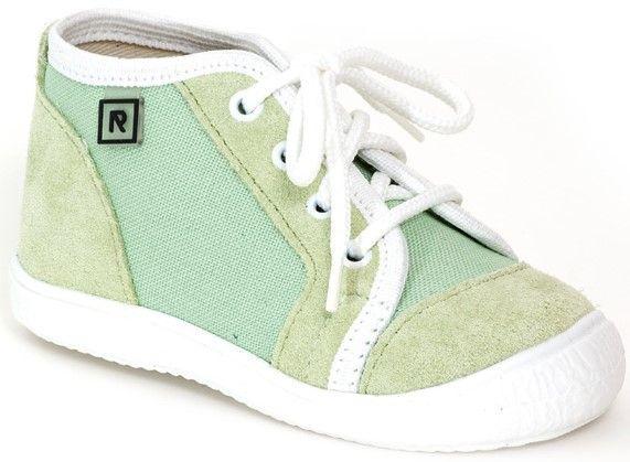 760ab9104 RAK Chlapčenské členkové tenisky Mint - zelené značky RAK - Lovely.sk