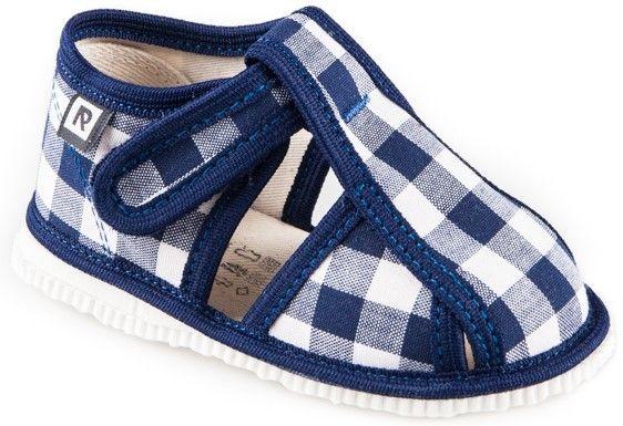 aeeec88f4890b RAK Chlapčenské papučky - modré značky RAK - Lovely.sk
