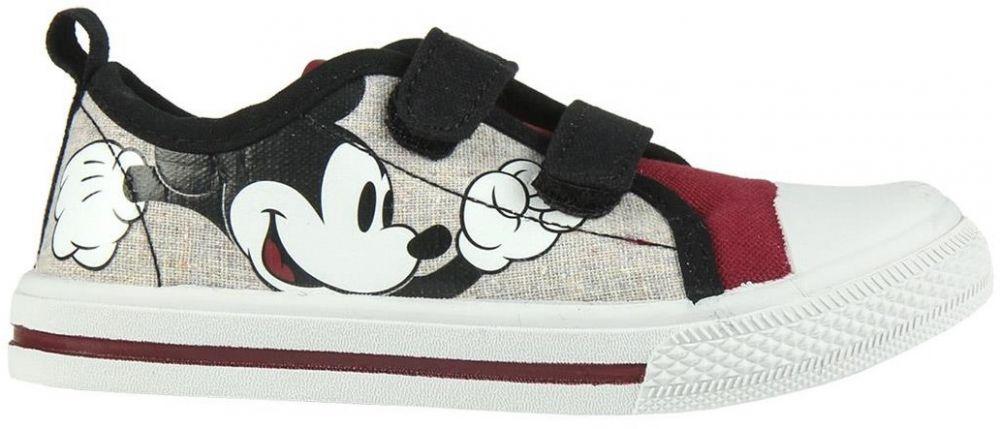 035a359fa5955 Disney Brand Chlapčenské tenisky Mickey Mouse - šedé značky Disney ...