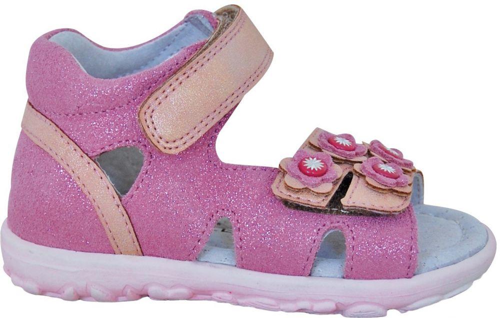 392a63ac73ba Protetika Dievčenské sandále Ember - ružové značky Protetika - Lovely.sk