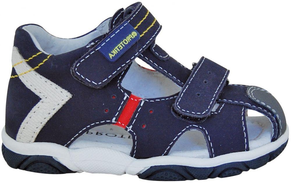 04933b5c0db7 Protetika Chlapčenské sandále Artur - modré značky Protetika - Lovely.sk