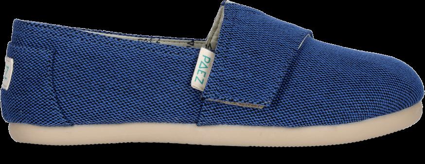 2bfd5e95e Paez Chlapčenské espadrilky Classic Combi - tmavo modré značky Paez ...