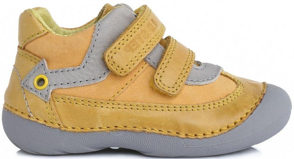 f01c9e1b96 D.D.step Chlapčenské členkové topánky - žlté značky D.D.step - Lovely.sk