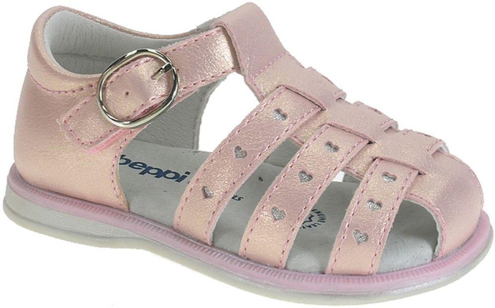 16353ff1e Beppi Dievčenské sandále - ružové značky Beppi - Lovely.sk