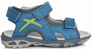 aac828d8eefc D.D.step Chlapčenské sandále - modré