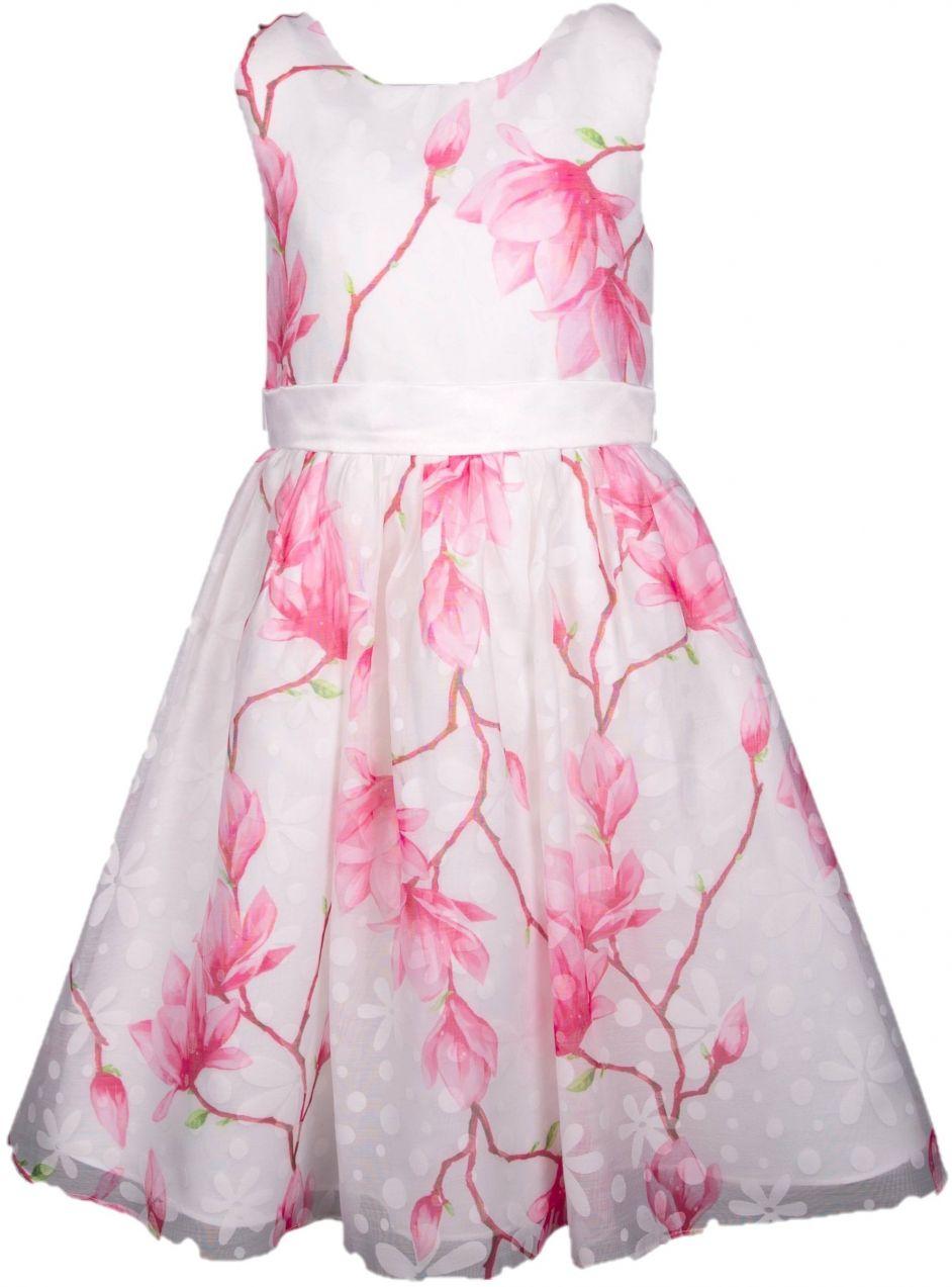 c70e91bbb27c Happy Girls Dievčenské šaty - bielo-ružové značky Happy Girls ...