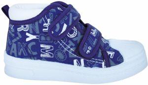 a97f8e2f63024 Protetika Chlapčenské zimné topánky s membránou Torsten - modré ...