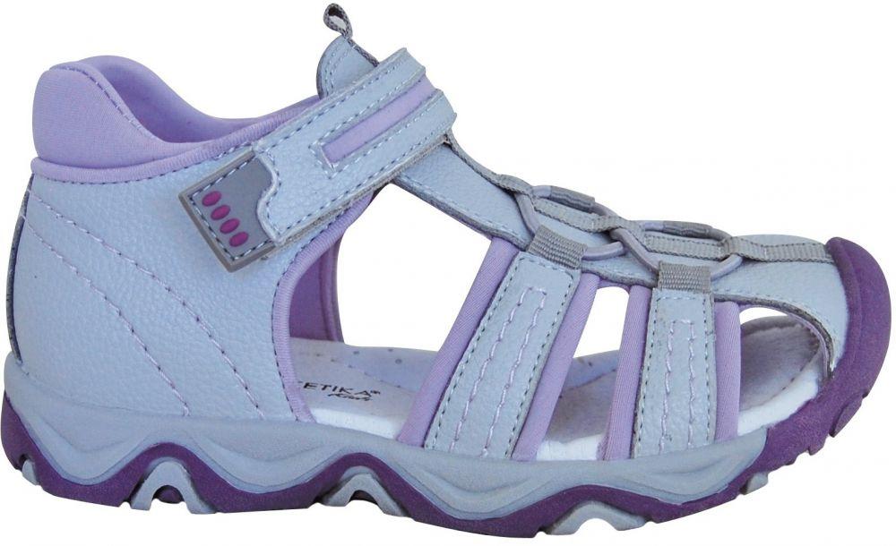 470790471c219 Protetika Dievčenské sandále Art - biele značky Protetika - Lovely.sk
