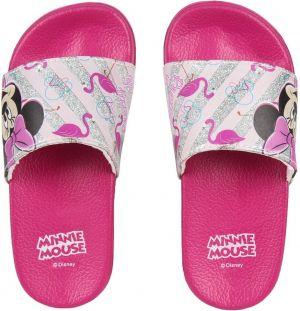 dbcc1b573f Disney Brand Dievčenské topánky do vody Minnie - ružové značky ...