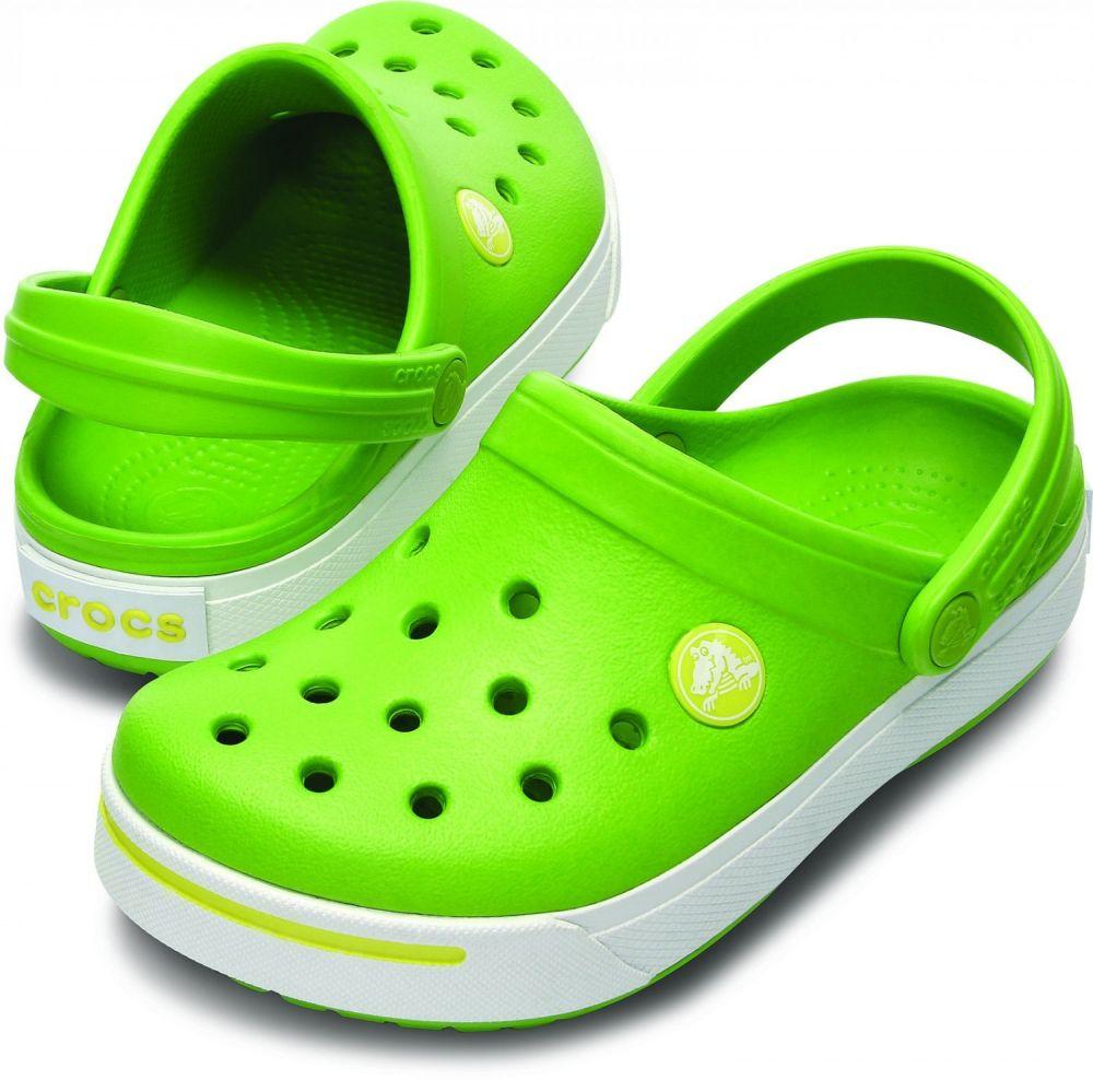 Crocs Detské sandále Crocband II - zelené značky Crocs - Lovely.sk 4b76605c36