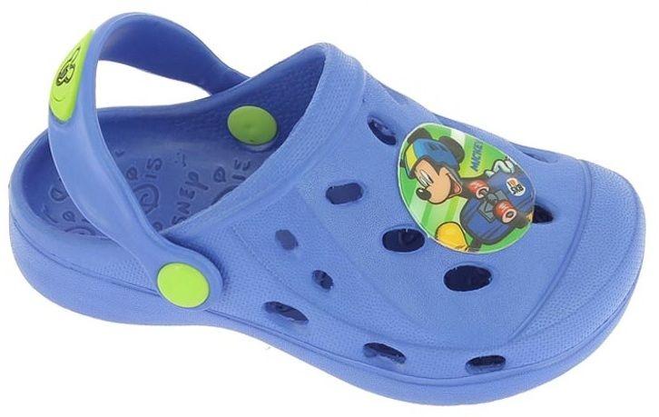 Disney by Arnetta Chlapčenské sandále Mickey Mouse - modré značky Disney by  Arnetta - Lovely.sk 5140887a8e3