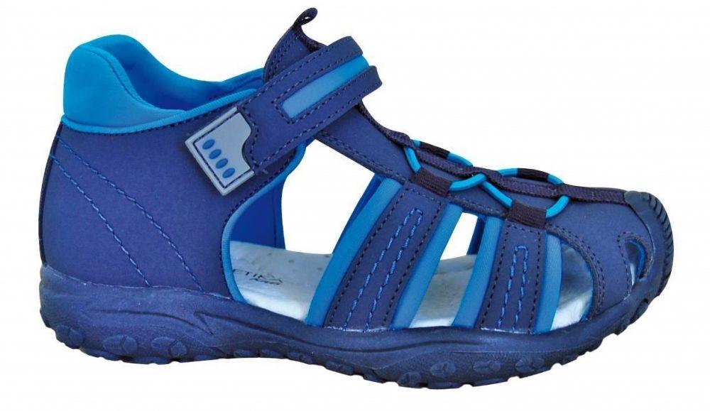 458049d29b79 Protetika Chlapčenské sandále Art - tmavo modré značky Protetika - Lovely.sk