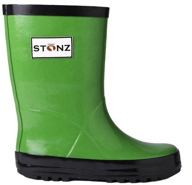 Stonz Detské gumáky - zeleno-čierne značky Stonz - Lovely.sk cc1c4b8d99