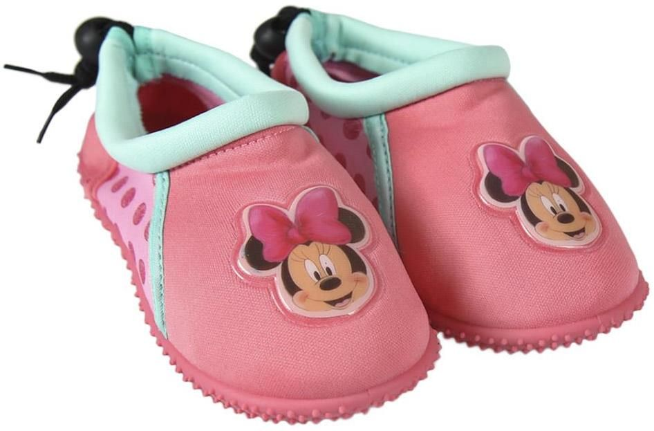 0d0d058aa5 Disney Brand Dievčenské topánky do vody Minnie - ružové značky Disney Brand  - Lovely.sk