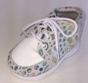 První krůčky Detské kožené kožené celoročné topánky - šedo-ružové ... a461b2aba5e