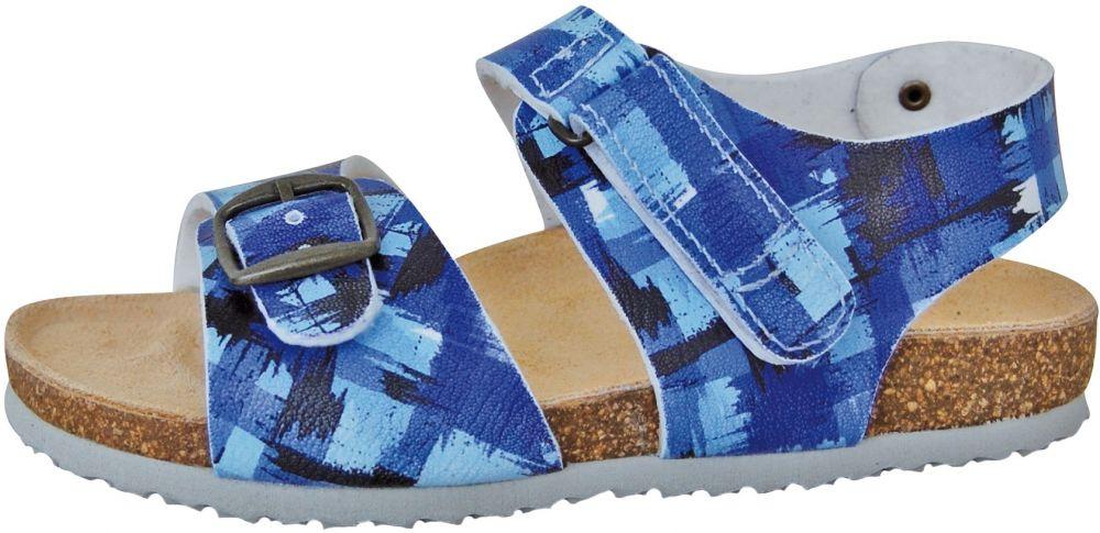 eec620d9abe4 Protetika Chlapčenské ortopedické sandále - modré značky Protetika -  Lovely.sk